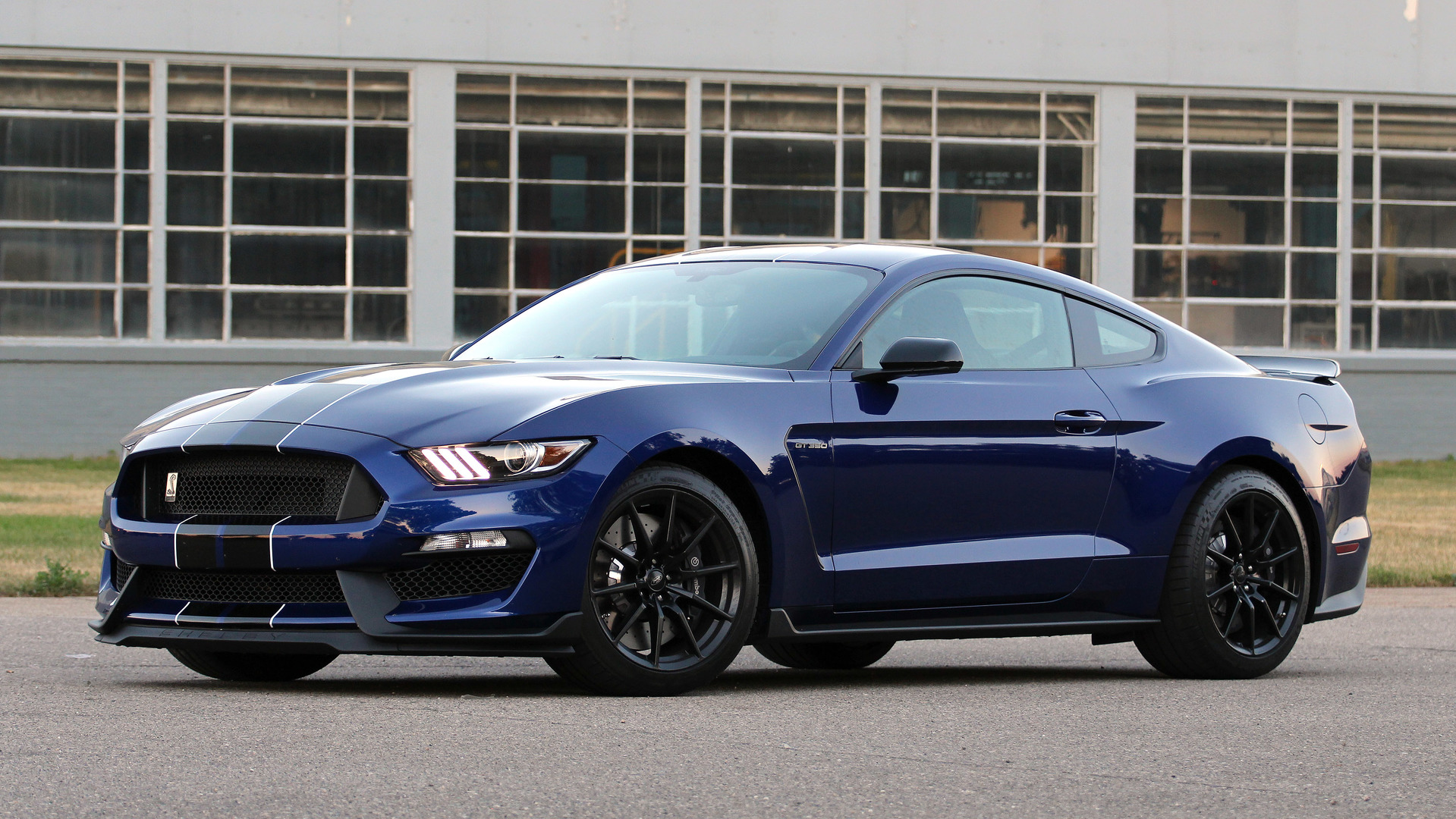 First drive 2016 ford shelby gt350 mustang
