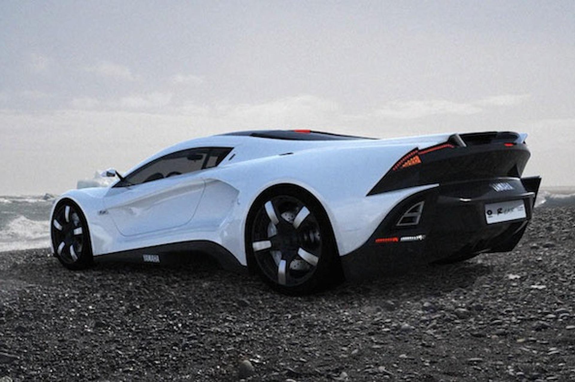 Yamaha Planning EV-based Sportscar?