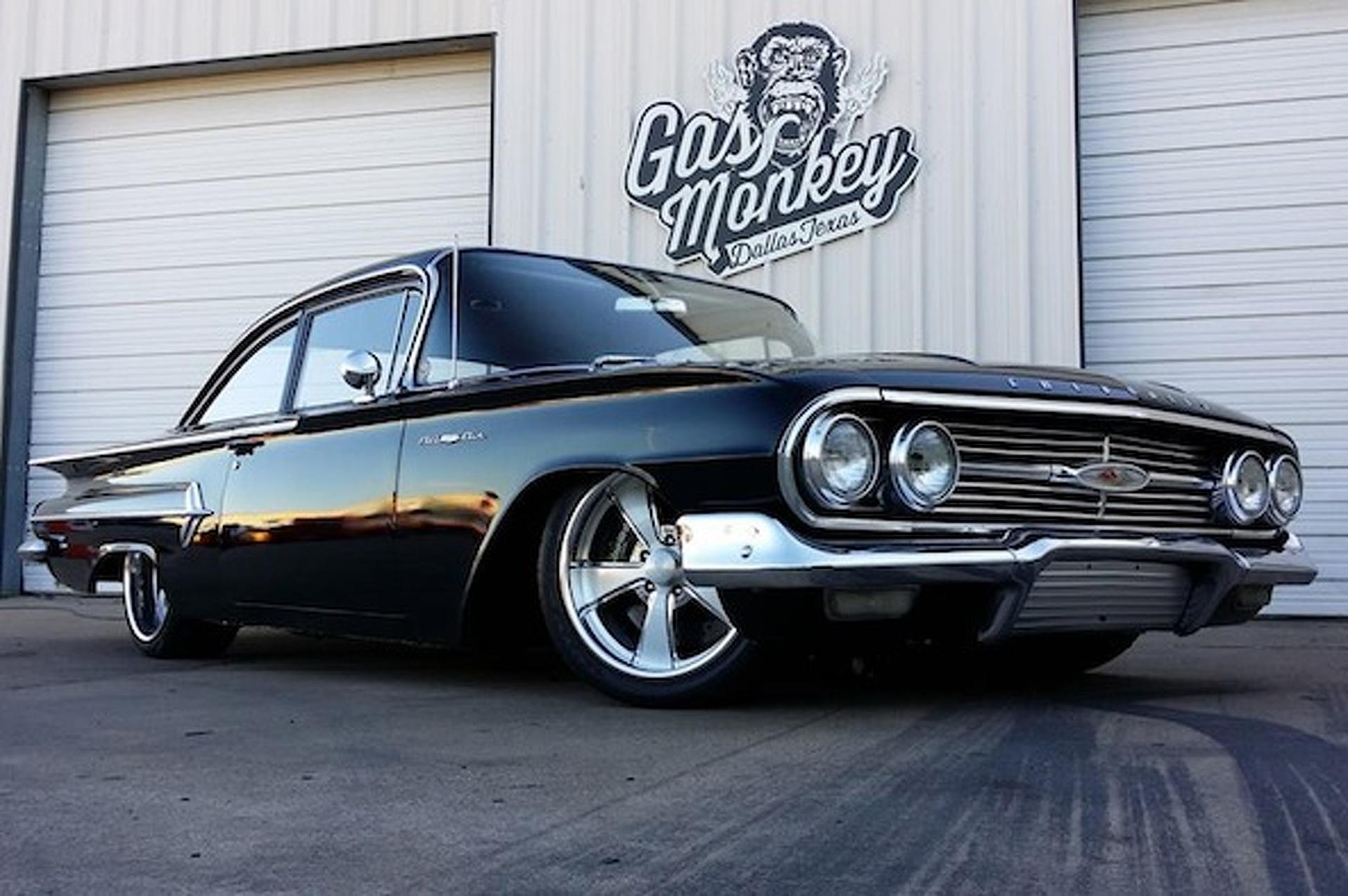 Gas Monkey Garage : Datsun z build of the week gas monkey garage youtube