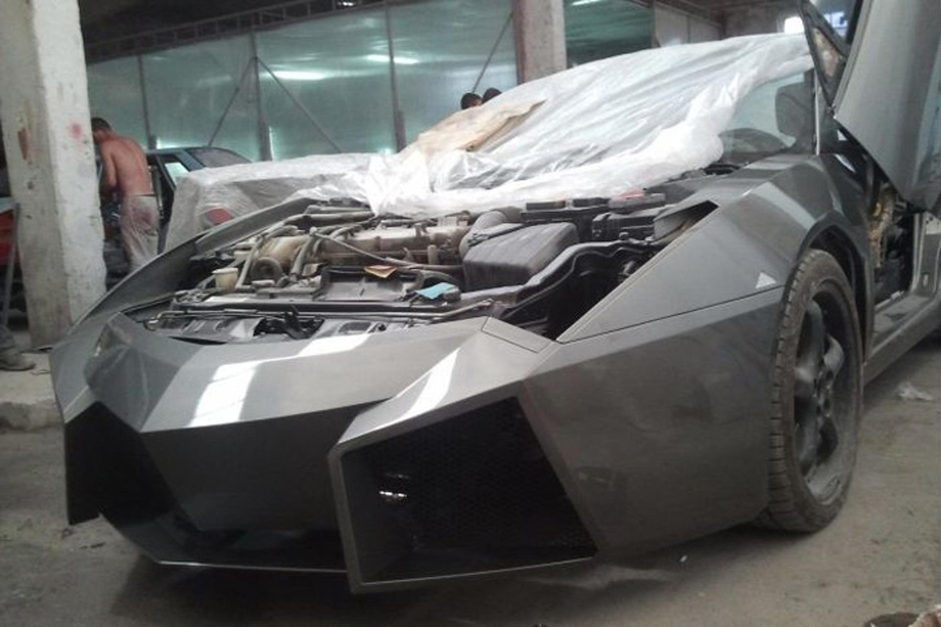 Remember When A Guy Turned A Mitsubishi Into A Lamborghini