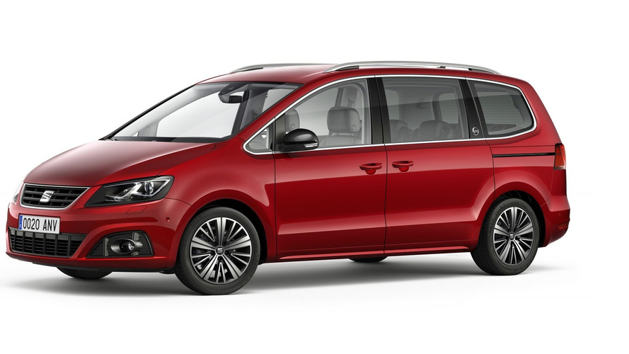 The SEAT Alhambra MPV is dead and you can blame SUVs