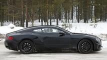 Spyshot de la Bentley Continental GT 2018