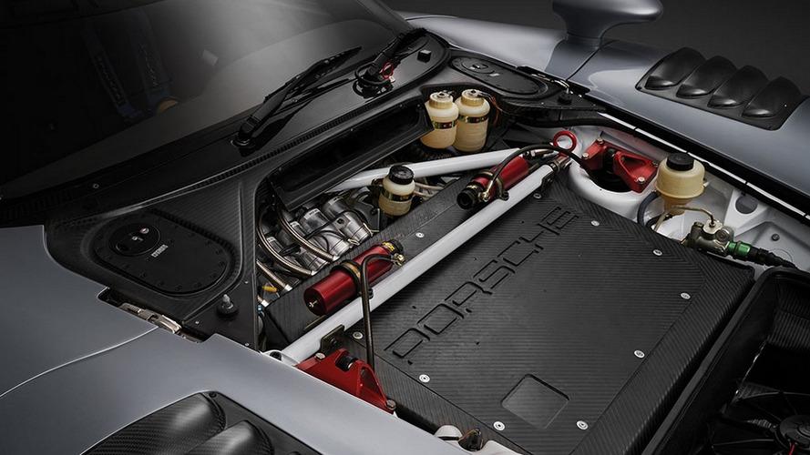 Porsche 911 GT1 Evolution 1997