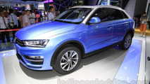 attack of the clones zotye s21 is an audi q3 imitator at chengdu motor show