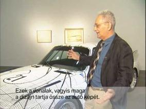 BMW Art Car - 1976 Frank Stella 3.0 CSL.mpg