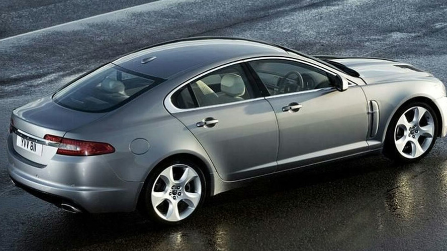 Jaguar XF Leaked Ahead of Soft Internet Launch