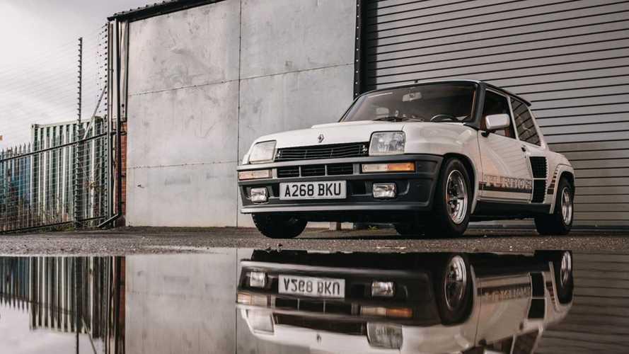 Cette Renault 5 Turbo 2 de 1984 estimée entre 67'000 et 78'000€