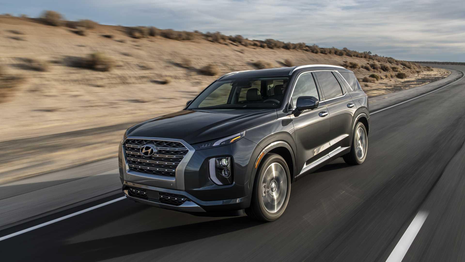 Hyundai Palisade é revelado como legítimo sucessor do Vera Cruz