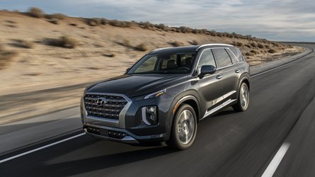 Hyundai's new 8 seat flagship SUV revealed in LA
