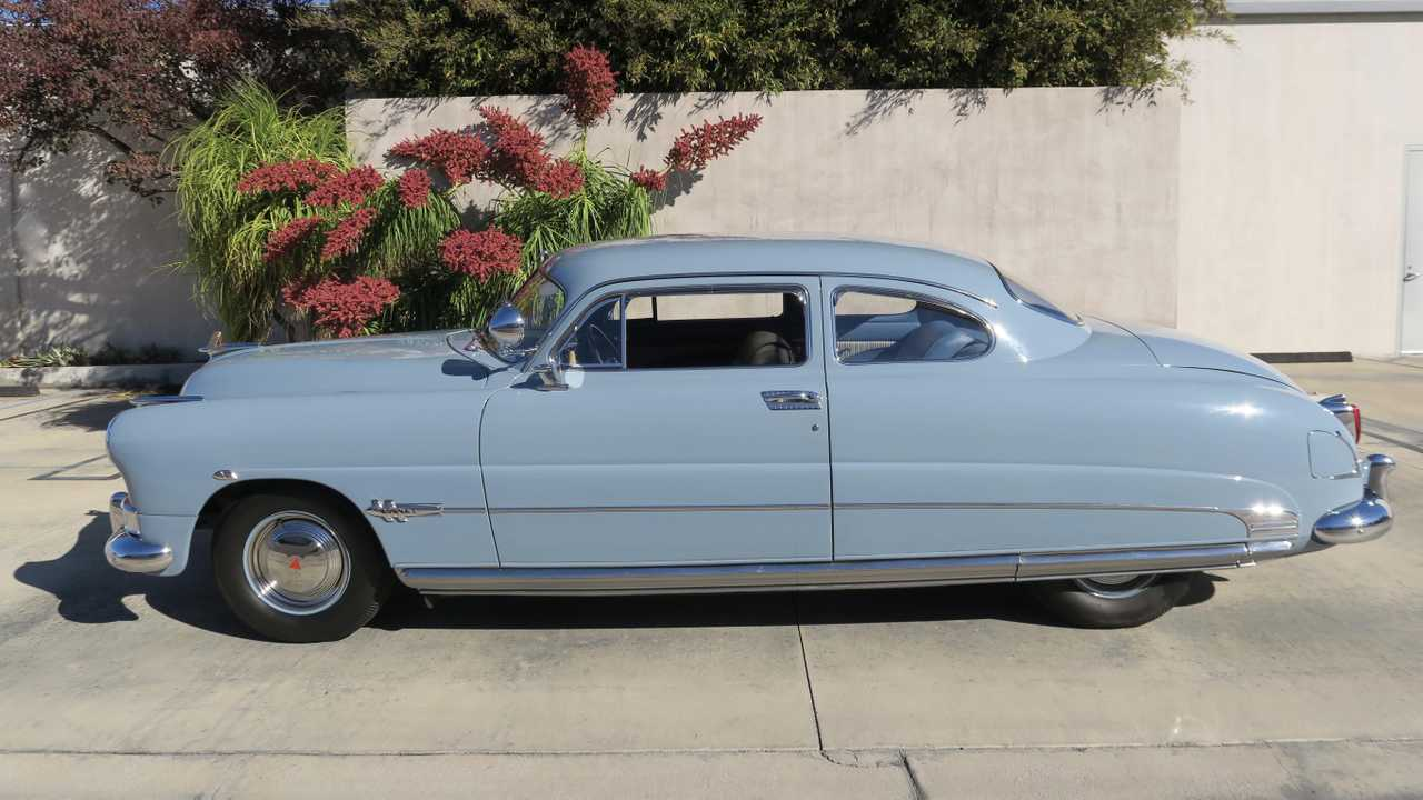 1951 Hudson Hornet – price on request