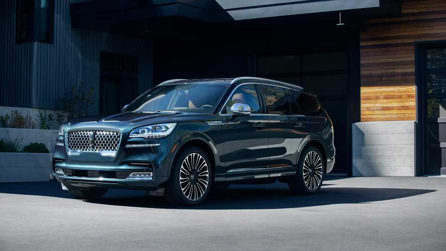 2020 Lincoln Aviator Videos Show The Luxury SUV In Detail