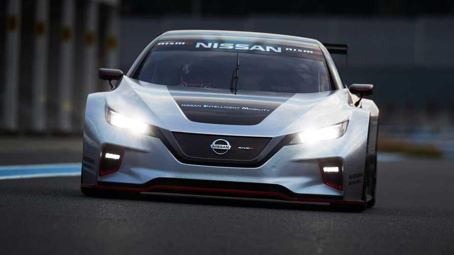 "Nissan Leaf Nismo RC, da corsa, ma ""per finta"""