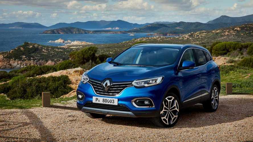Renault Kadjar (2019) jetzt auch mit Allradantrieb