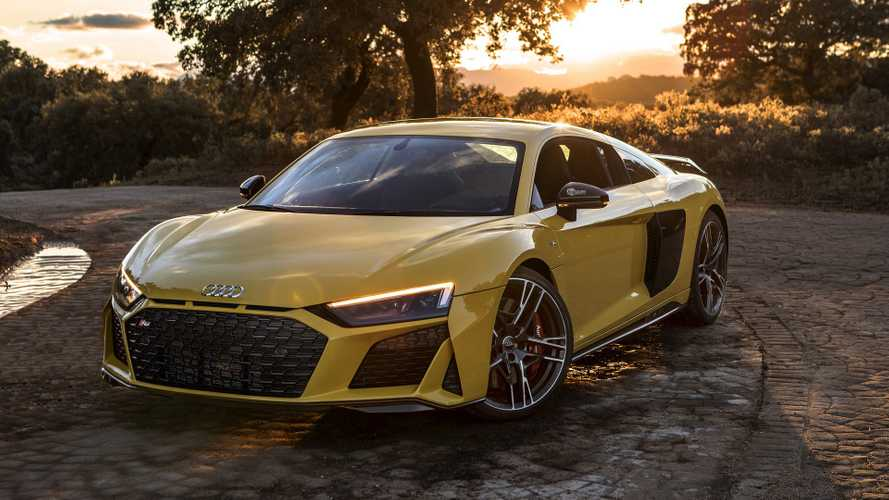 2020 Audi R8 Hidden Discount Takes Up To $7,500 Off