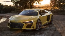 2019 Audi R8 V10 Performance Quattro Vegas Yellow