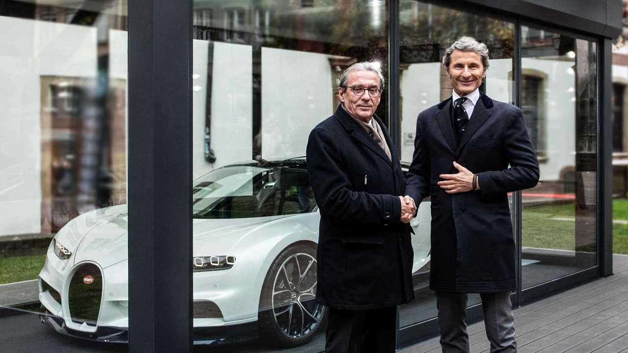 Bugatti Chiron Strasbourg