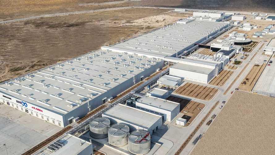 Brisa'nın Türkiye'de akıllı fabrikası oldu!