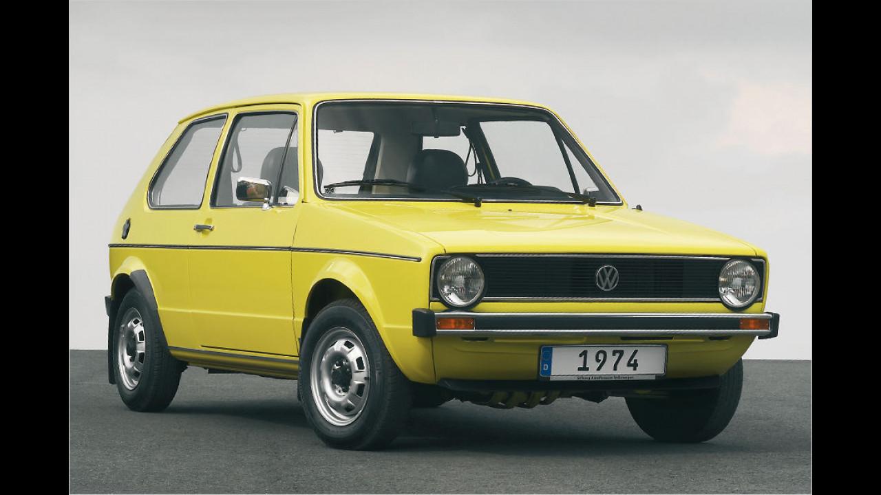 1974: VW Golf
