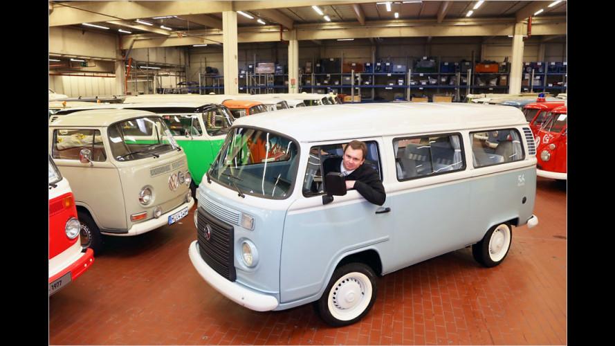 Letzter Brasilien-Bulli kommt bei VW in Hannover an