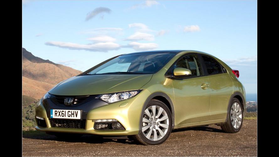 Honda Civic: Abschied vom Futurismus?
