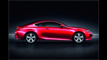 RC 200t: Lexus legt nach