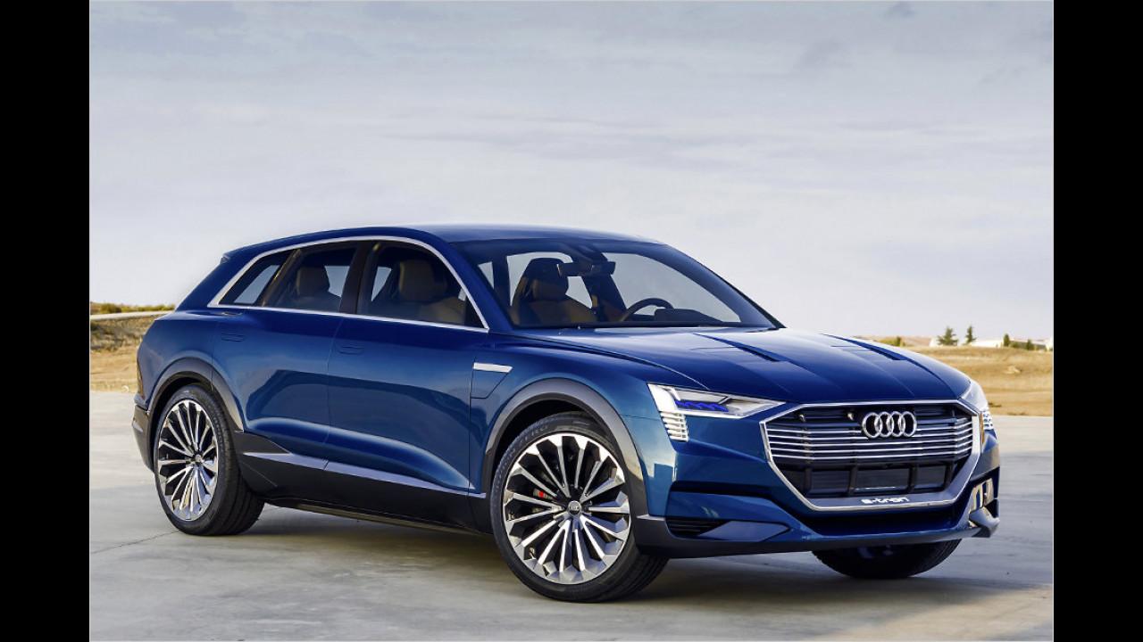 2020 Audi Q6 Spy Shoot