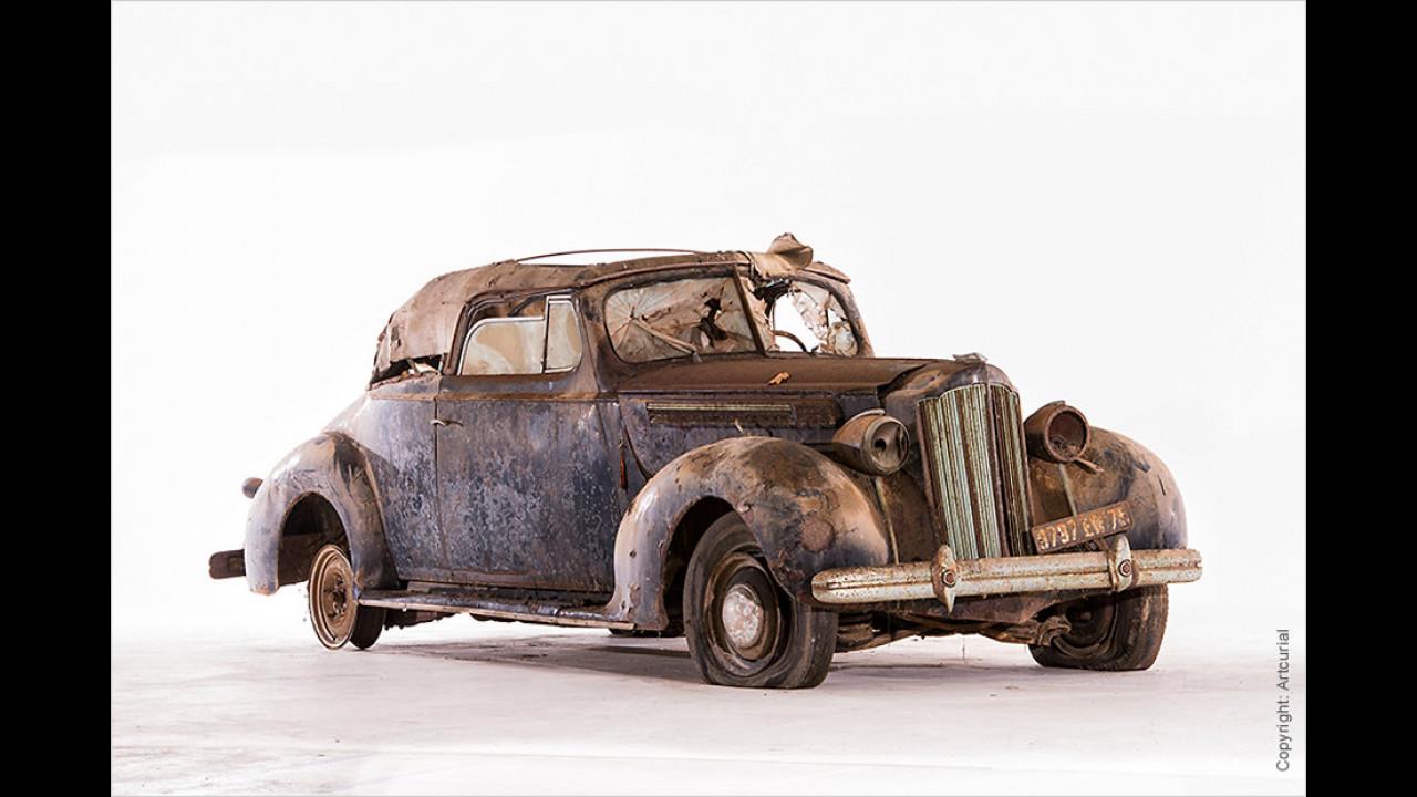 Packard Eight Cabriolet (ca. 1938)