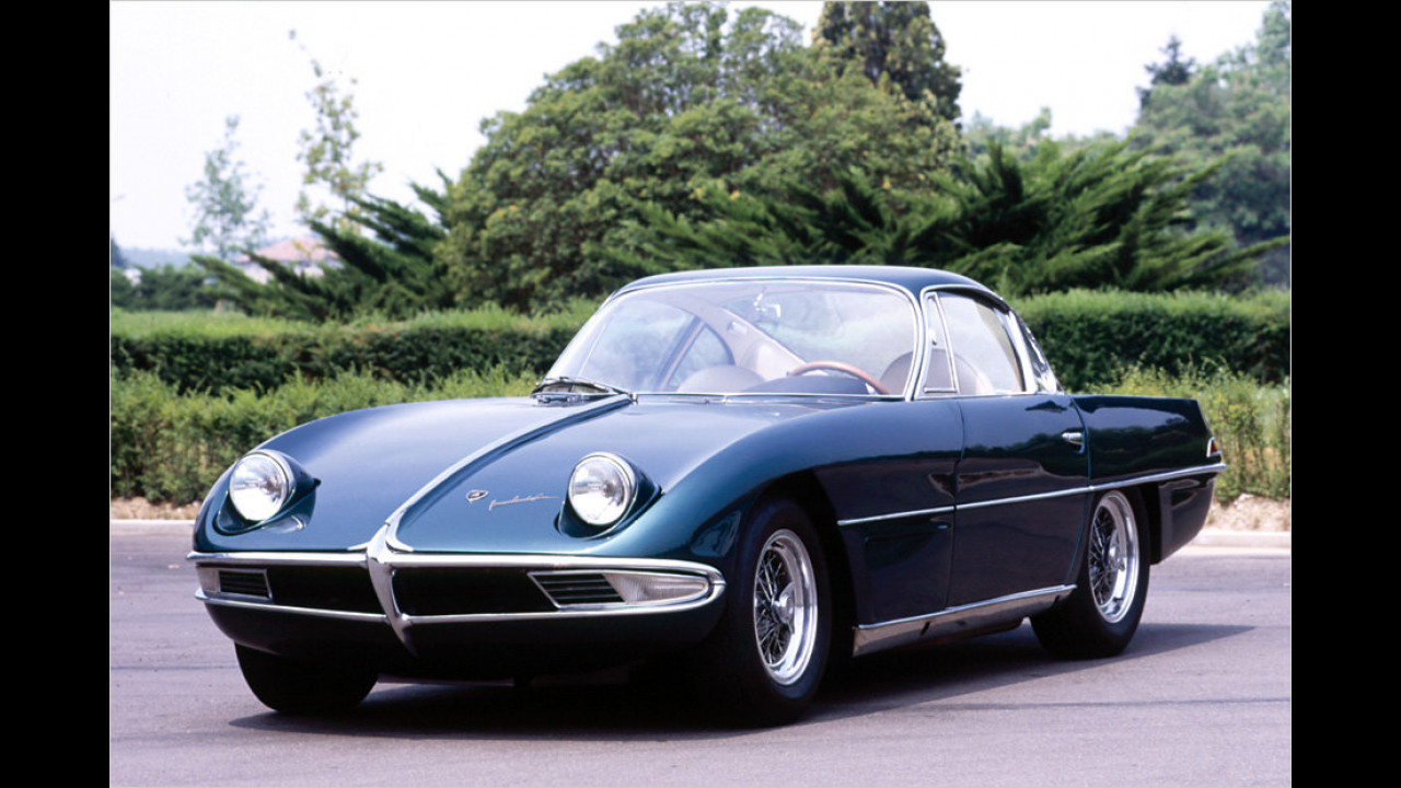 50 Jahre Lamborghini