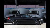 Schwarze Seele des Benz