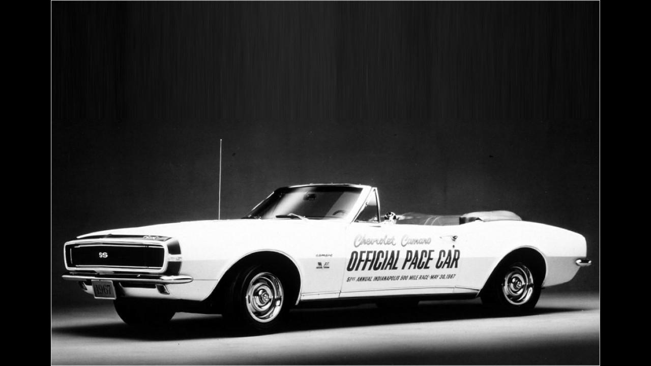 Indianapolis 500 1967: Chevrolet Camaro SS