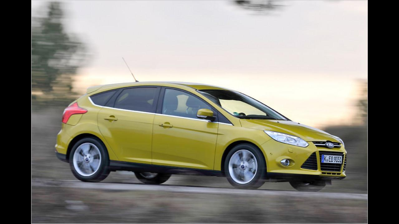 Ford Focus 1.0 EcoBoost (Fiesta/B-Max/C-Max)