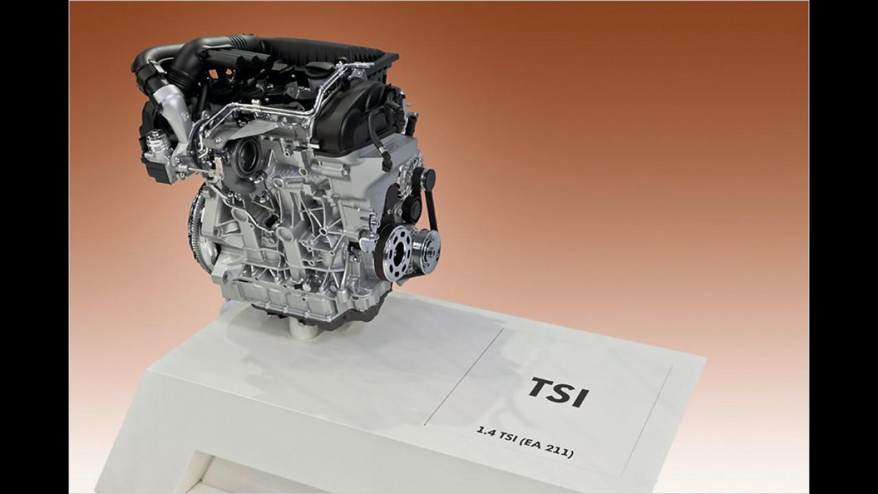 Motoren: VW Golf