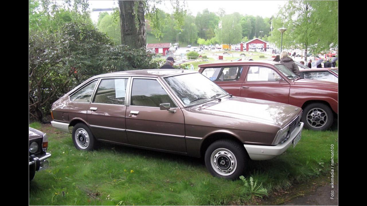 1976: Simca 1307/1308