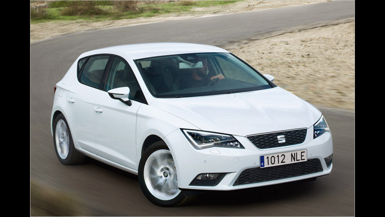Seat Leon 1.2 TSI Reference (86 PS): 28,9 Prozent
