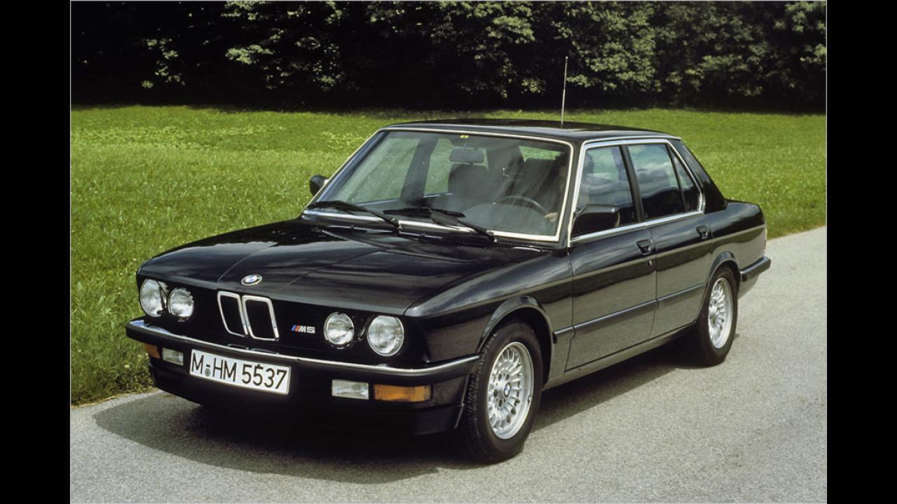 BMW M5 (1985)