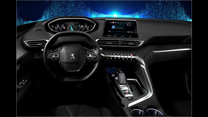 Peugeot zeigt neue iCockpit-Generation (2016)