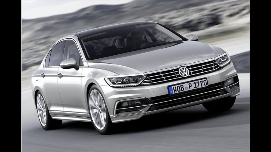 Neuer VW Passat (2014): Die Preis-Frage