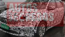 2016 Fiat Tipo wagon spy photo