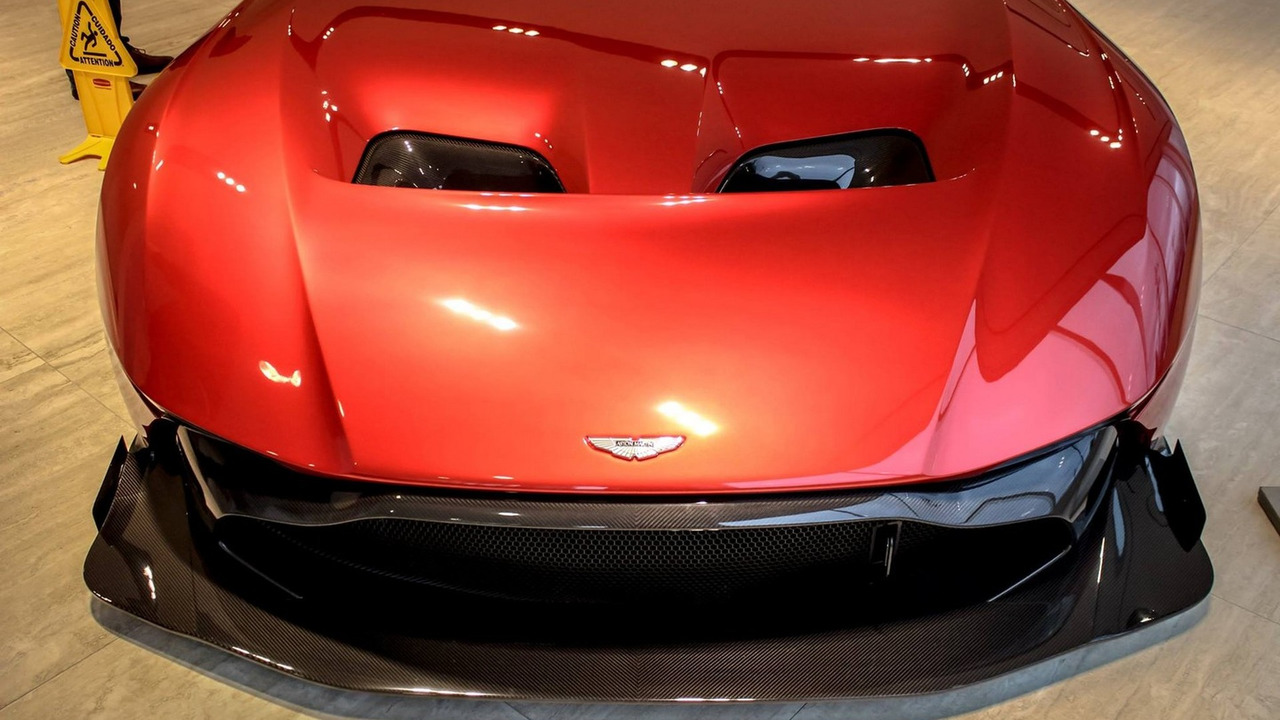 Aston Martin Vulcan For Sale 487451