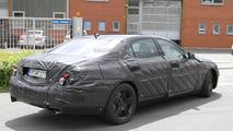 2013 Mercedes S63 AMG spy photo - 14.6.2011