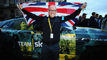 Jaguar F-PACE Team Sky (celebración Tour de Francia 2015)