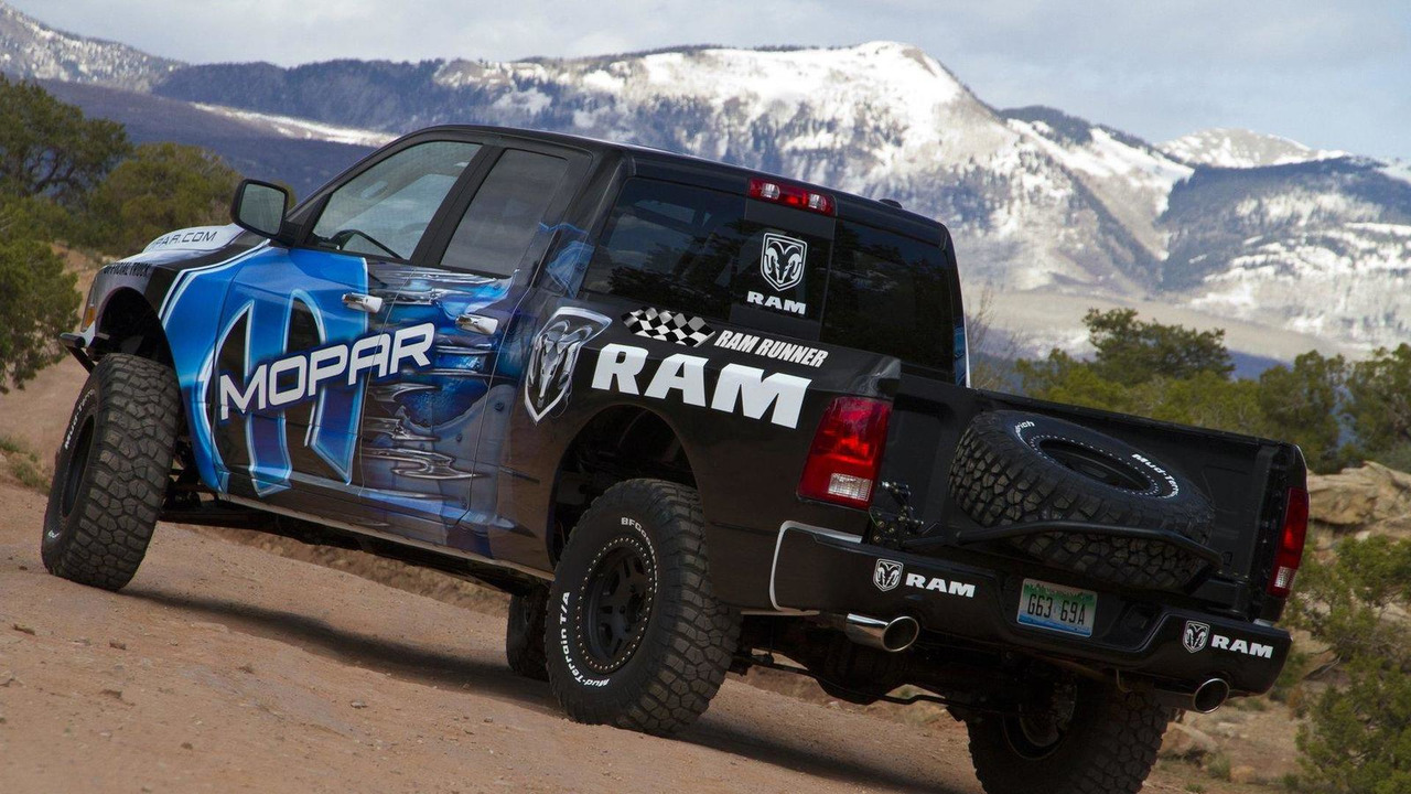 Mopar kit for Dodge Ram pickup 27.05.2011