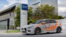 Hyundai i30 N Project C teaser