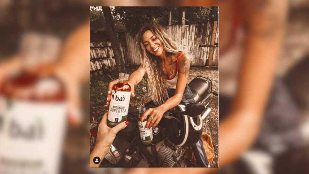 Tiffany Mitchell Motorcycle Crash Photo Shoot Drama, Explained