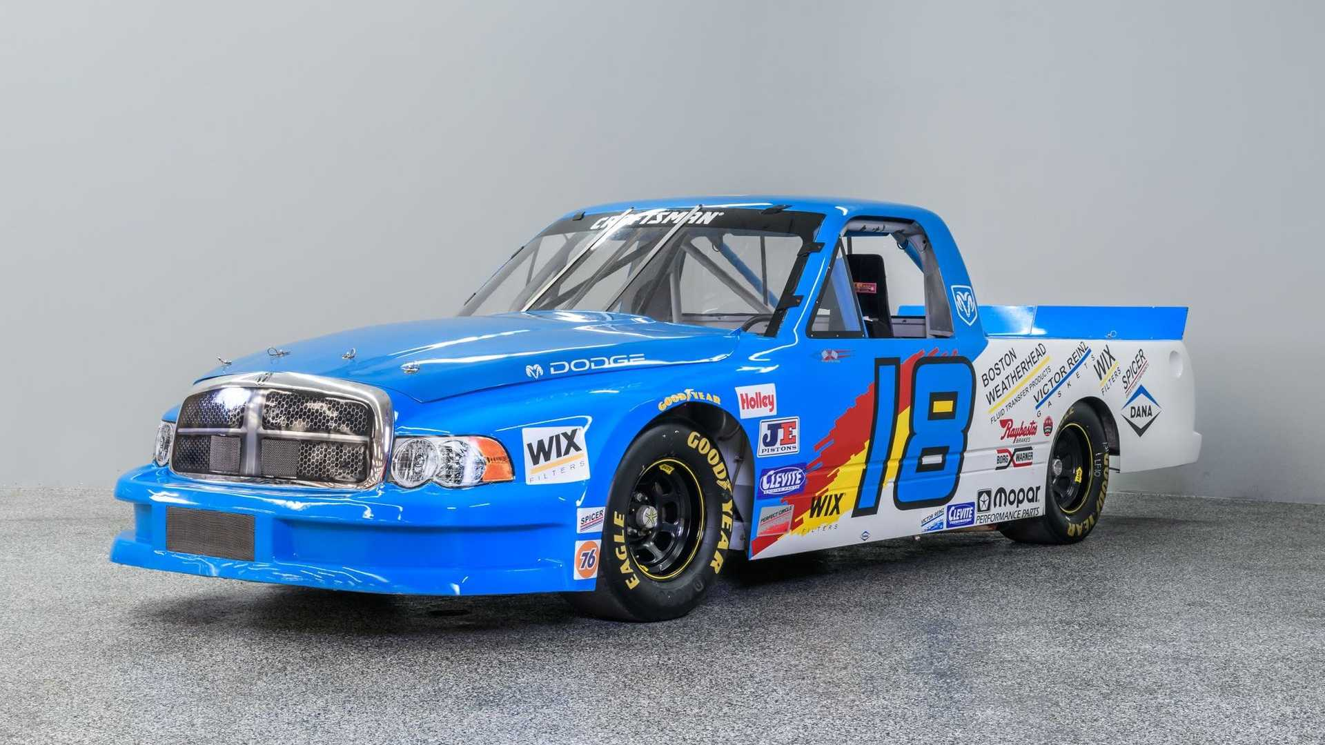 Race Out And Get This 1998 Dodge Ram NASCAR Truck | Motorious