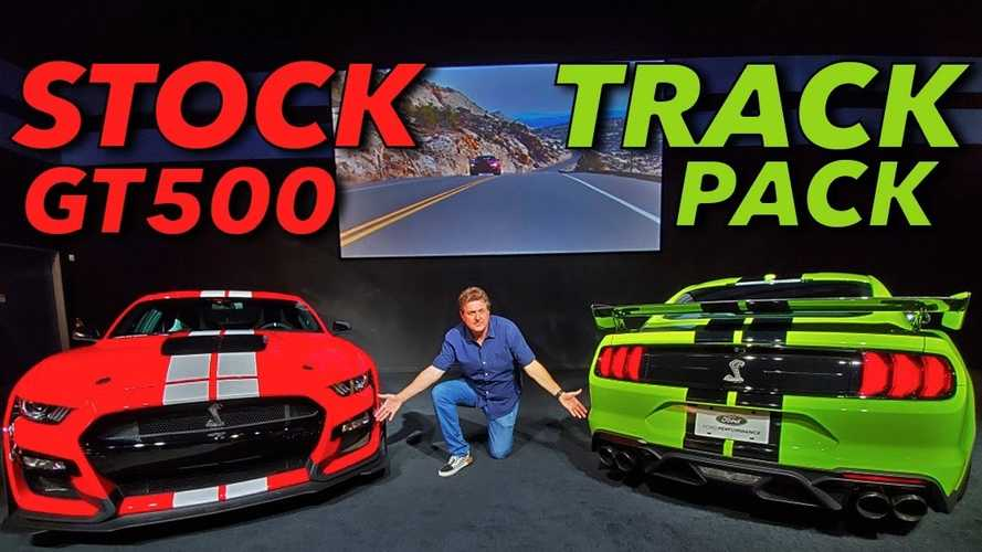 2020 Shelby GT500 Video Shows What The Carbon Fiber Pack Gets You