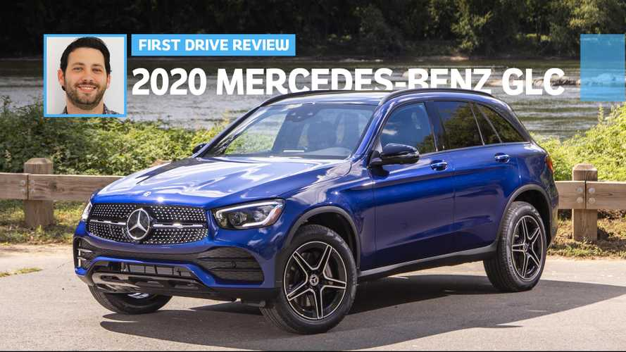 2020 Mercedes-Benz GLC 300 First Drive: More To GLC