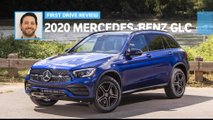 2020 mercedes benz glc 300 first drive