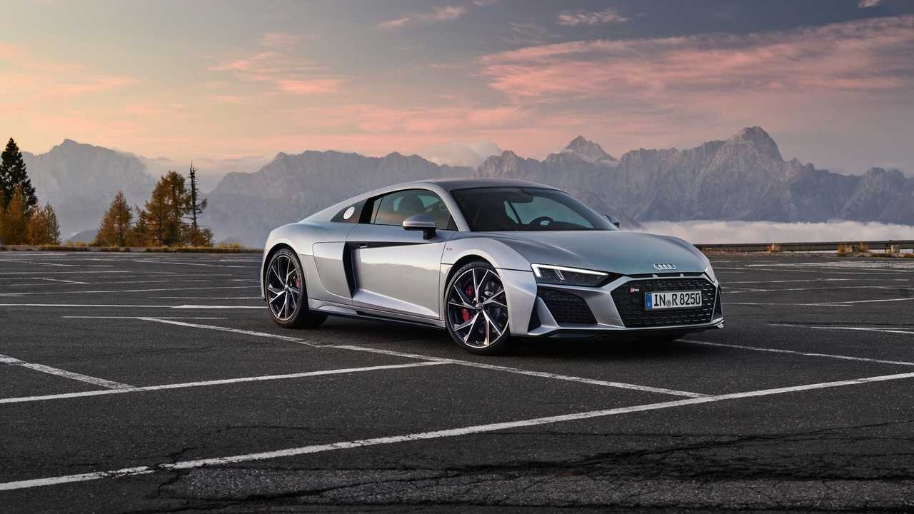 2020 Audi R8 New Model and Performance