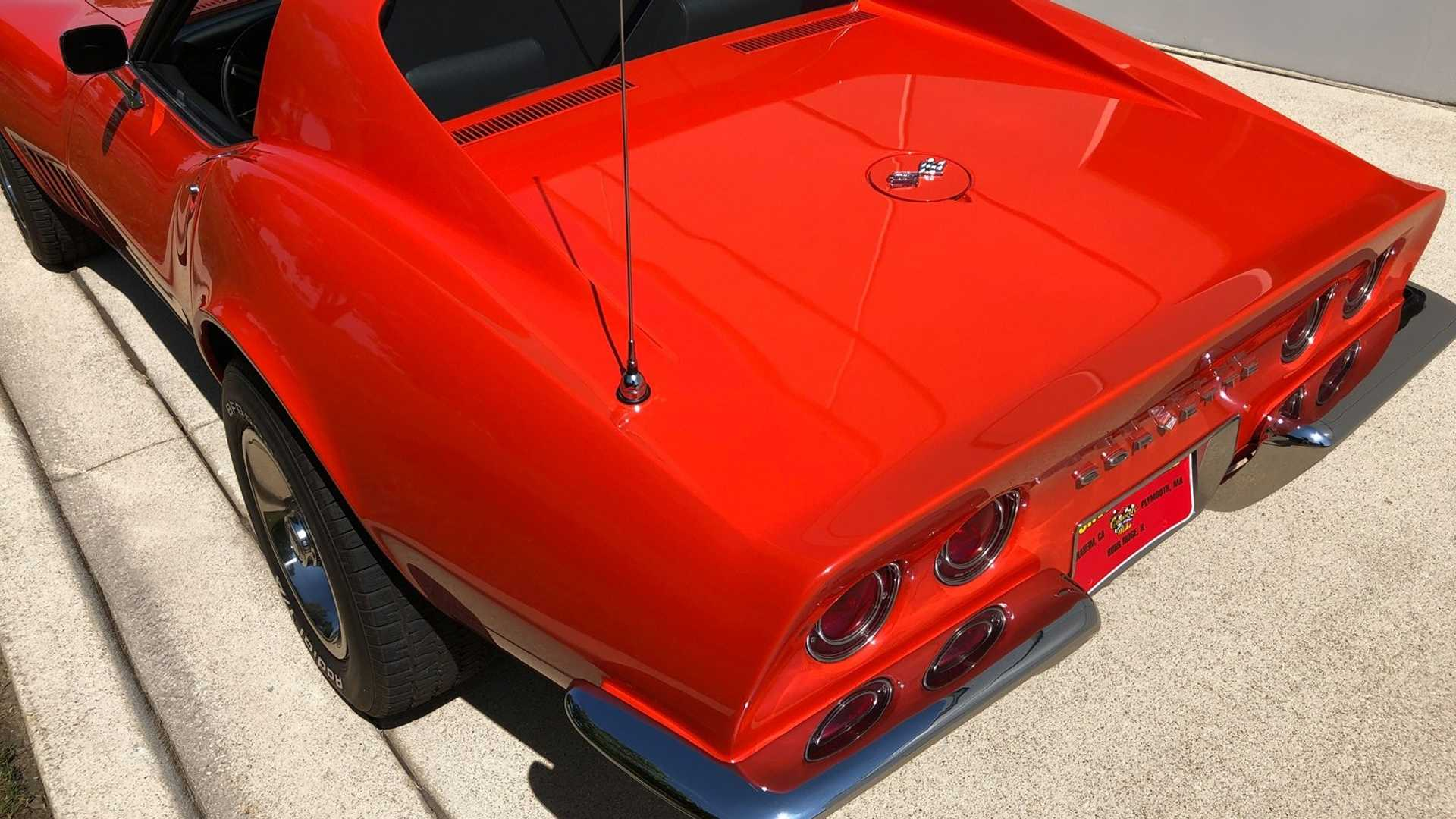 "[""Let This Restored 1968 Chevy Corvette Brighten Up Your Days""]"